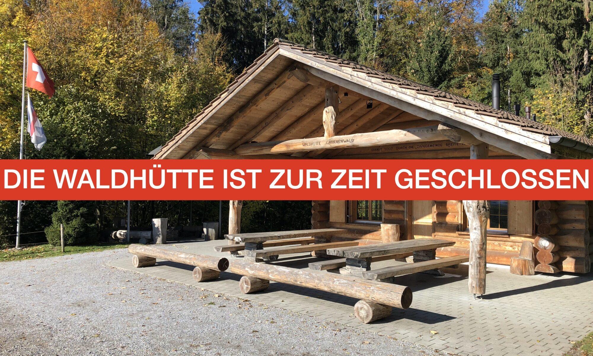 Waldhütten-Verein Breite-Hakab